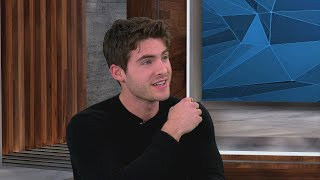 Watch 'All American' Actor Cody Christian Bust Out His Rap Skills.