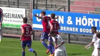 SpVgg Unterhaching - 1.FC Nürnberg II (Regionalliga Bayern 15/16, 31. Spieltag)