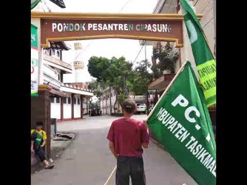 hari-santri-nasional-22-oktober-2018-pondok-pesantren-cipasung-tasikmalaya