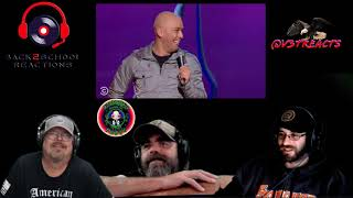 "Reaction w/Vet & Wickster : Jo Koy : Losing to Your Mom at ""Wii Sports"""