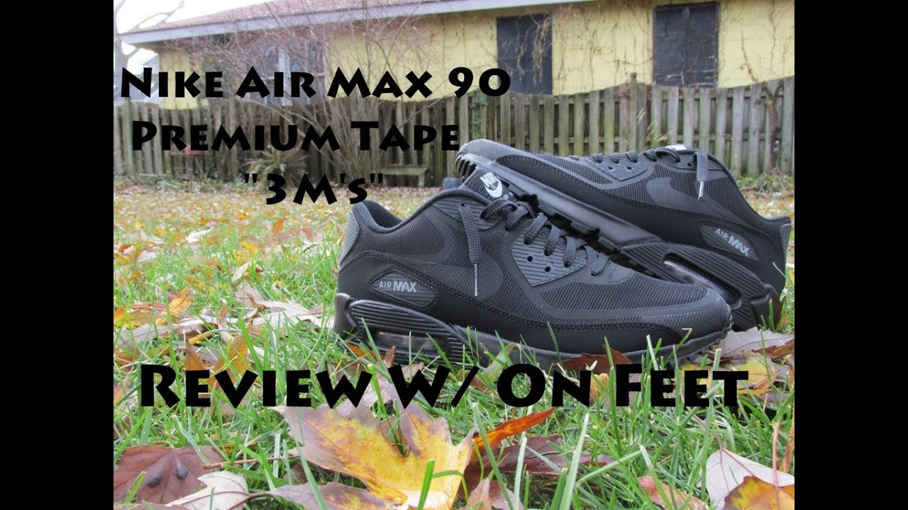 buy popular e2dec a6054 Nike Air Max 90 Premium Tape