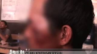 AYAH KANDUNG PERKOSA TIGA ANAK HINGGA HAMIL DI KUBU RAYA (KUALA DUA)