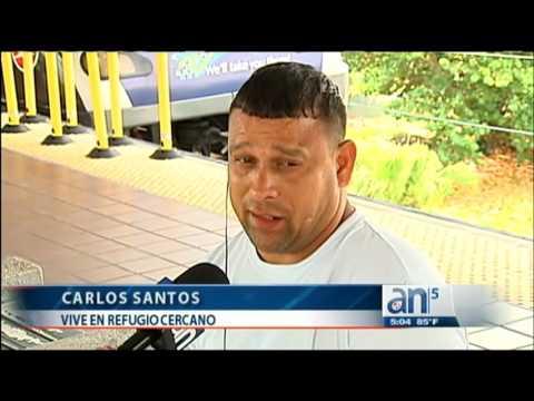 Desamparado es baleado por guardia en Metromover de Miami - América TeVé
