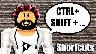 Bloxburg: All Shortcuts And Hotkeys!! • Roblox