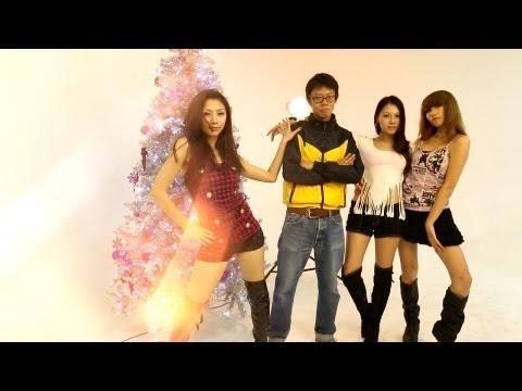 DigitalRev TV Christmas Song - The Hard On Rap