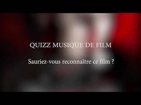 QUIZZ MUSIQUE DE FILM RÉPONSE 3 - OGA