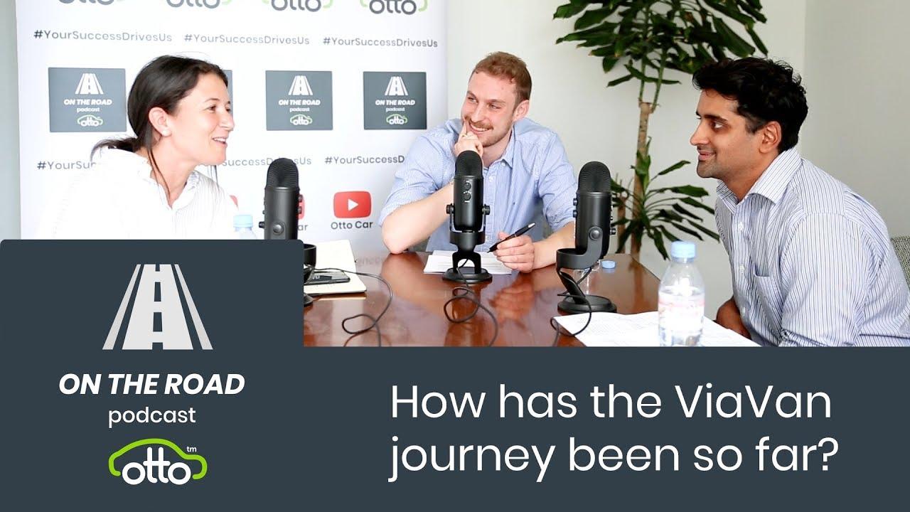 On The Road 🎙️ EP3 – How has ViaVan's journey been so far?