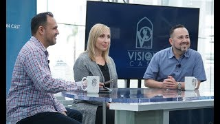 Vision Cast with Kim Arguinzoni (Host Pastor Philip La Crue Jr.)