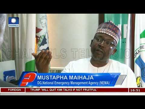 NEMA Denies Diversion Of Relief Materials Pt 2 | Question Time |