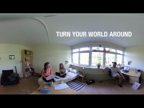 Curious like you. Check out a Student apartment in Gothenburg. 360