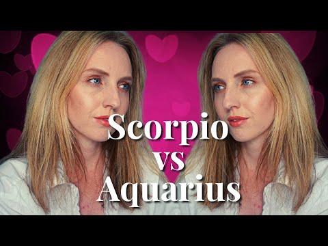 SCORPIO VS AQUARIUS | Love & Anger Relationship Compatibility | Hannah's Elsewhere