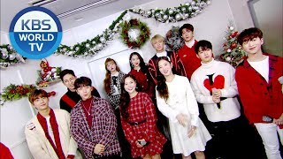Let's meet B1A4 and OH MY GIRL and ONF! [Music Bank / ENG, CHN /2018.12.21]