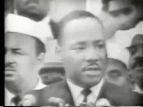 I Have a Dream Speech: Short Version with Music from the Les Mis Suite)