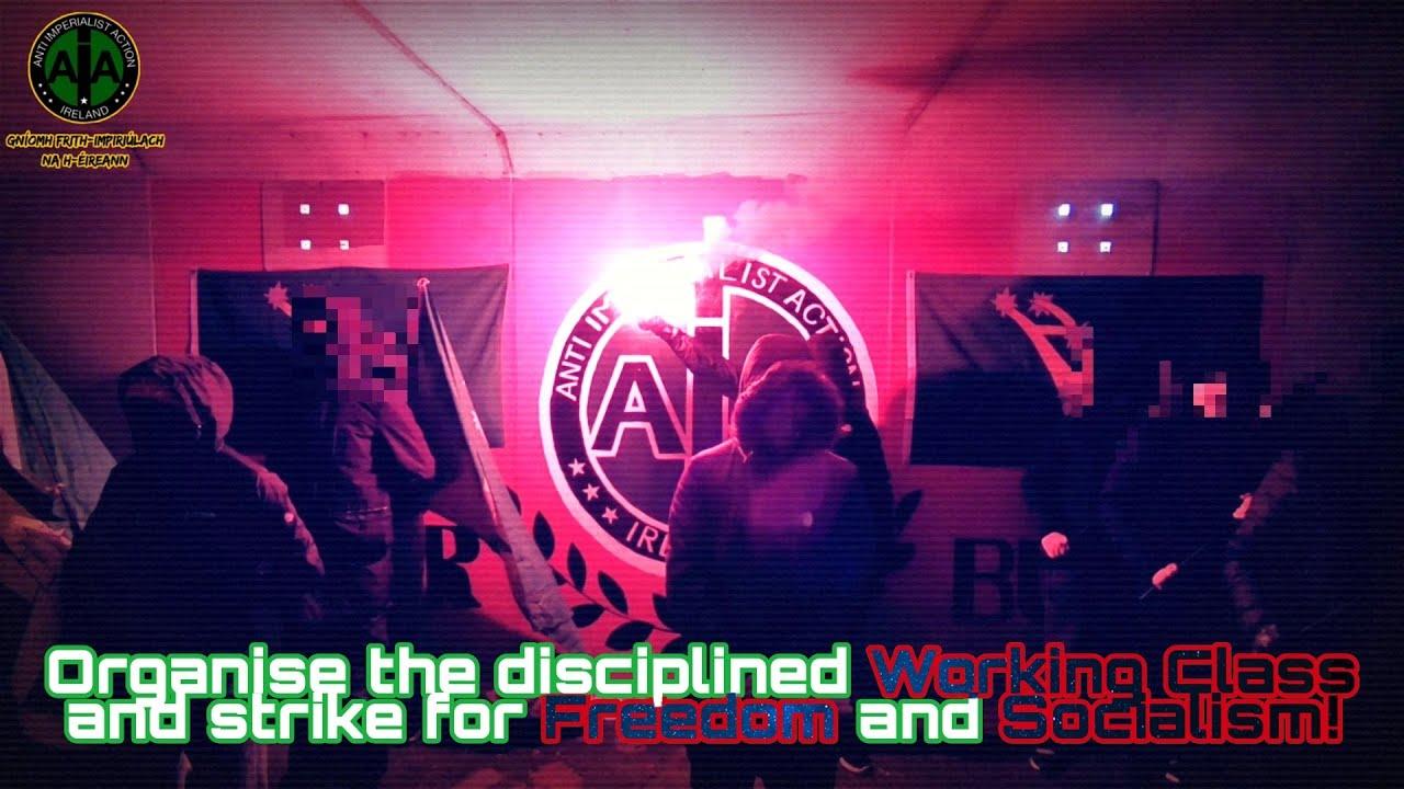 IRELAND - Video statement of Anti Imperialist Action Ireland