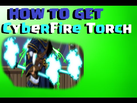AQW-How to get CyberFire Torches Nov.30,2015(FAST)