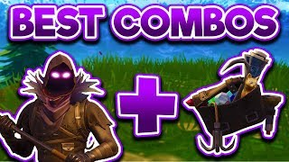 6 MORE BEST SKIN + BACK BLING COMBOS In Fortnite: Battle Royale