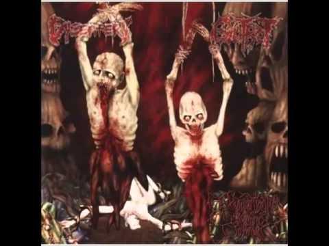 Gutrot & Dysentery - Excruciatingly euphoric torment (2007) [Full album]