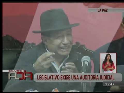 Legislativo exige una auditoría judicial por caso de niño Alexander