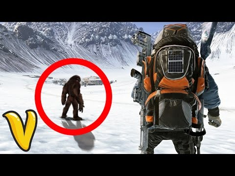 GHOST RECON WILDLANDS YETI HUNT?