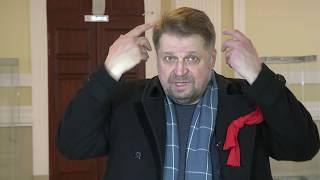 Год революций  Прогулки по Новосибирску с Константином Голодяевым