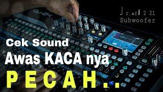 Download Cek sound Koplo BASS Terbaru 2021 bikin KACA Pecah !!