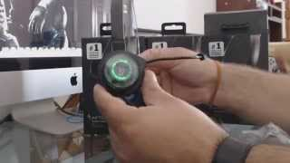 UNBOXING - HEADSET AFTERGLOW AX.4 PDP