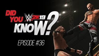WWE 2K19 Did You Know? Rising Stars DLC, Alternate Maria, Unique Reversals & More (Episode 36)
