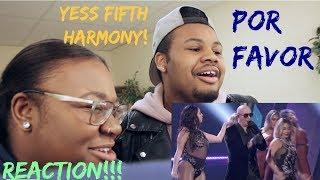 PITBULL/FIFTH HARMONY: POR FAVOR LIVE AT LATIN AMERICAN MUSIC AWARDS ...