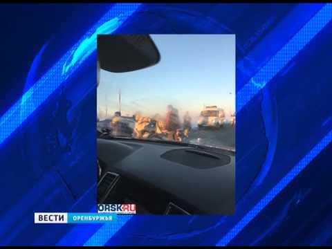 Происшествия и ДТП в Оренбурге