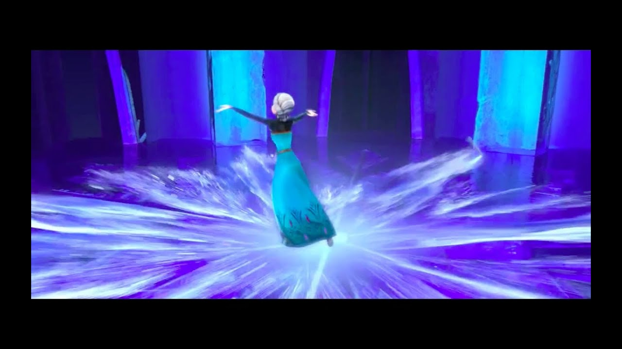 Frozen Let It Go Youtube
