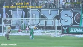 "(HD) PSS vs Persinga ""Wong Salah Ora Gelem Ngaku Salah"" SUKET TEKI"