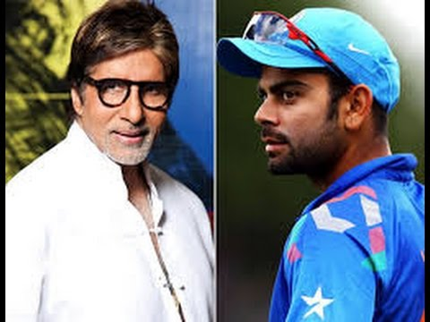 Amitabh Bachchan backs Virat Kohli after Aussie media compares him with Donald Trump