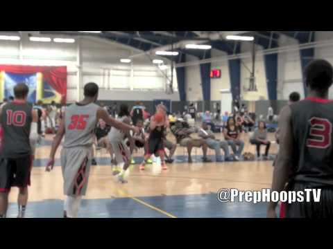 Kyle Ahrens 2015 Versailles High School highlights at the Chicago Summer Jam