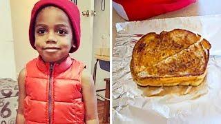 3-Year-Old Dies After Eating Grilled Sandw