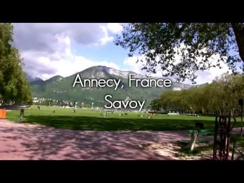 Annecy, France  - The Jewel of Savoy