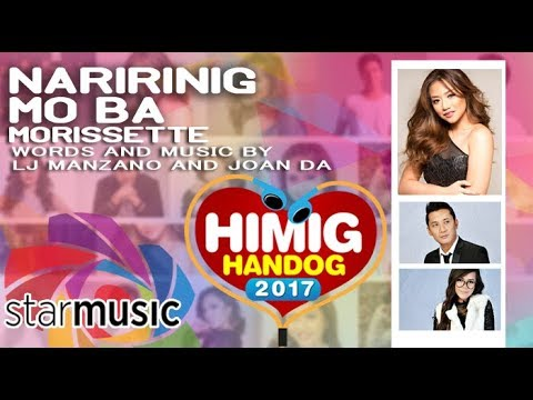 Morissette - Naririnig Mo Ba | Himig Handog 2017 (Official Lyric Video)