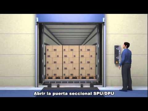 VIDEO SELLO DE ANDEN DE CARGA Docking Standard 7 ES- GLOBAL DOORS MERIDA & VIDEO SELLO DE ANDEN DE CARGA Docking Standard 7 ES- GLOBAL DOORS ...