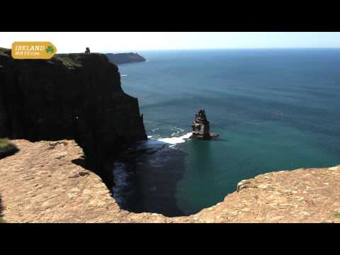 Cliffs of Moher, The Burren Way - IrelandWays.com - Unravel Travel TV