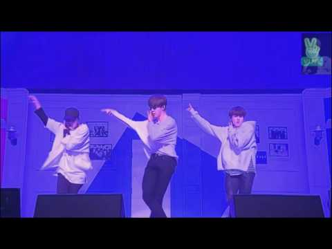 Jimin dances Take you down