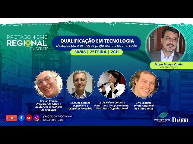 QUALIFICAÇÃO EM TECNOLOGIA. Desafios para os novos profissionais do mercado.