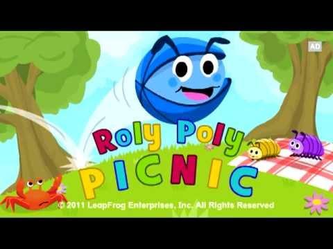 LeapFrog Explorer Game App Trailer - Roly Poly: Picnic
