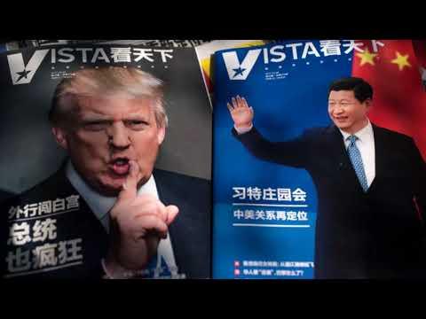 Paul Glumaz - LaRouche Movement, Trump Goes to Asia 10 17 17