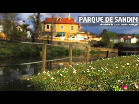 Parque de Sandim - Vila Nova de Gaia - Porto - Portugal