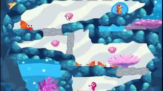 Seahorse Bubble Level1-16 Walkthrough