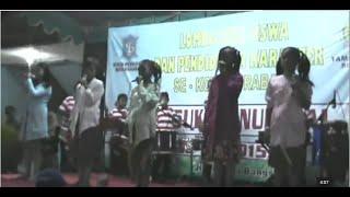 Juara I Yel-Yel Pendidikan - SDN SIMOMULYO I SURABAYA