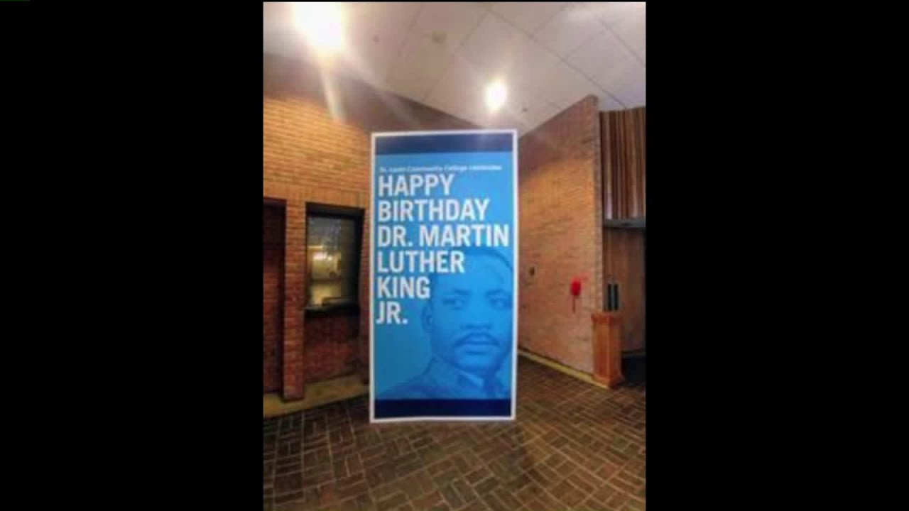 Happy Birthday Dr Martin Luther King Jr Youtube