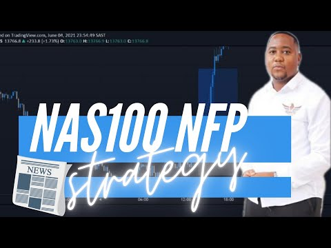 How to trade NFP NEWS ON NAS100 – PROPHETIC FOREX