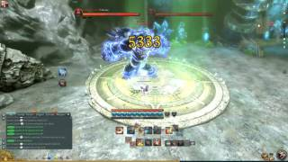[Blade and Soul] Brightstone Ruins solo (Blade Dancer) (7:51)