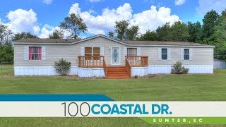 Video Tour of 100 Coastal Dr. in Sumter, SC
