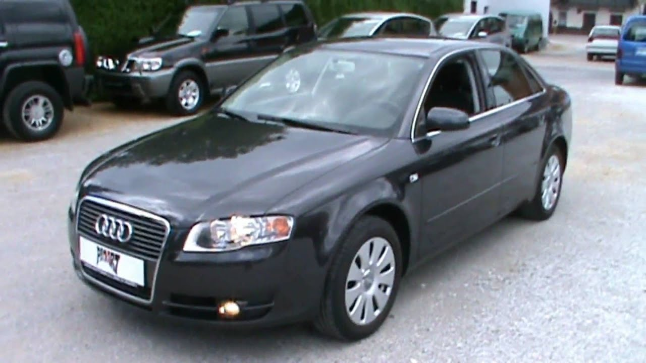 2007 Audi A4 1 8 Turbo Full Review Start Up Engine And In Depth Tour